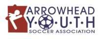 Arrowhead Youth Soccer Association Logo